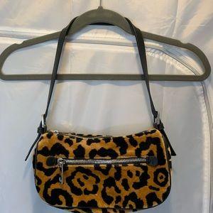 Topshop Leopard Purse